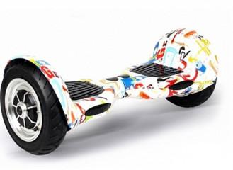 Гироскутер 10 дюймов Smart Balance Wheel Граффити
