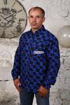 Рубашка мужская фланелевая (модель: Рубашка мужская фланелев