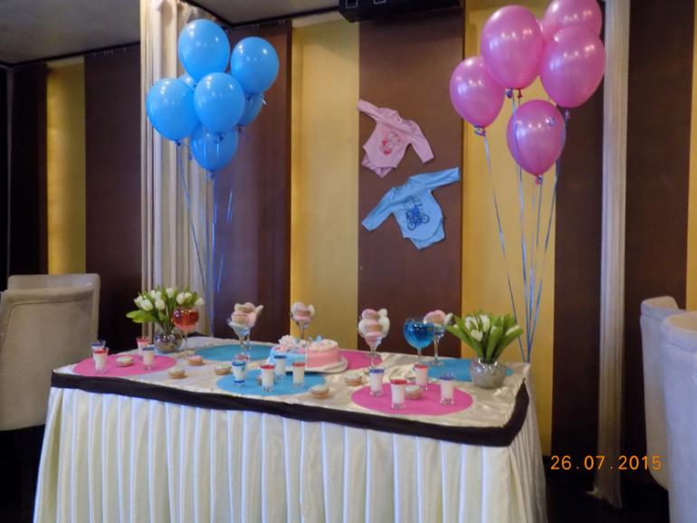 Идеи для гендер-пати: как организовать праздник в честь ...