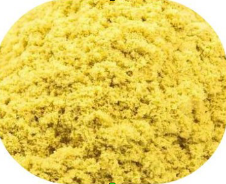 песок 1 кг. цвет жёлтый