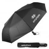 Зонт автоматический черный 98 см авто