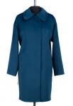 09-1496 Пальто женское демисезонное Ворса Изумруд