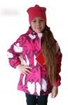 Куртка -парка для девочки демисезонная, отличного качества!