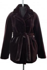 01-10244 Пальто женское демисезонное (пояс)