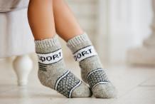Носки шерстяные N6R126-1