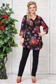 Блуза «Акварель»