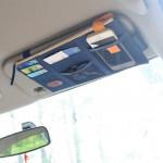 Органайзер на Солнцезащитный Козырек в Авто