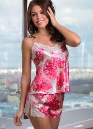 Пижама женская Mia-Mia Rosalia 17312