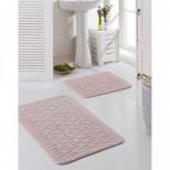 Коврик для ванной комнаты 2 шт в/уп 60*100 см+50*60 см - Mat