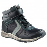 Ботинки BiKi А-T88-23-A черный (27-32)