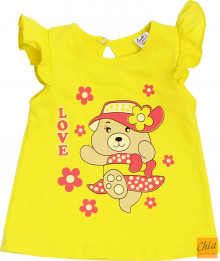 Блузка для девочки 1215-55-029-010