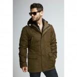 Куртка мужская демисезонная 075  Nikolom (Беларусь) зеленый