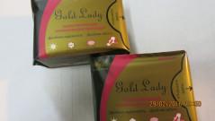 Gold Lаdy оздоровительные гигиенические прокладки (8 шт)