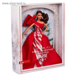 Кукла Барби «Праздничная брюнетка»