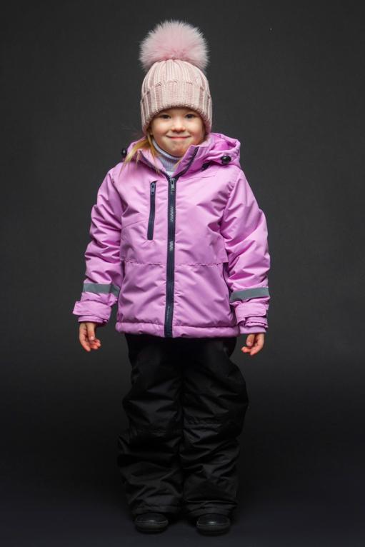 Болт    куртка утепленная для девочки