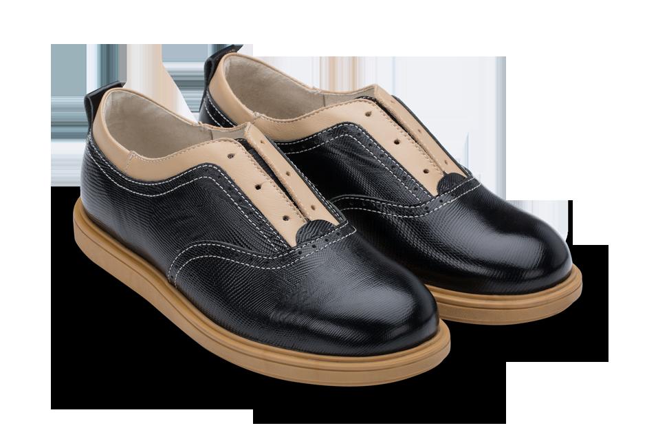 Профилактические ботинки ( школьная коллекция)