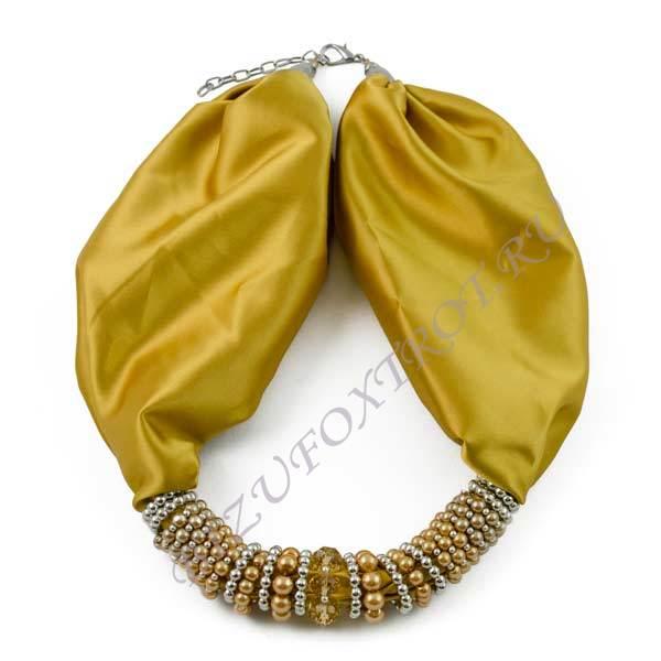 Косынка-ожерелье 002265_13