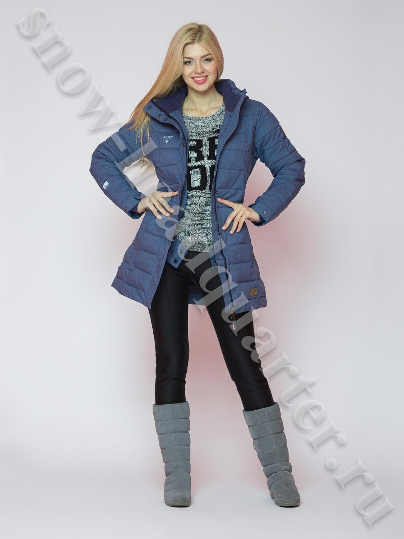 Куртка удлиненная Snow Headquarter