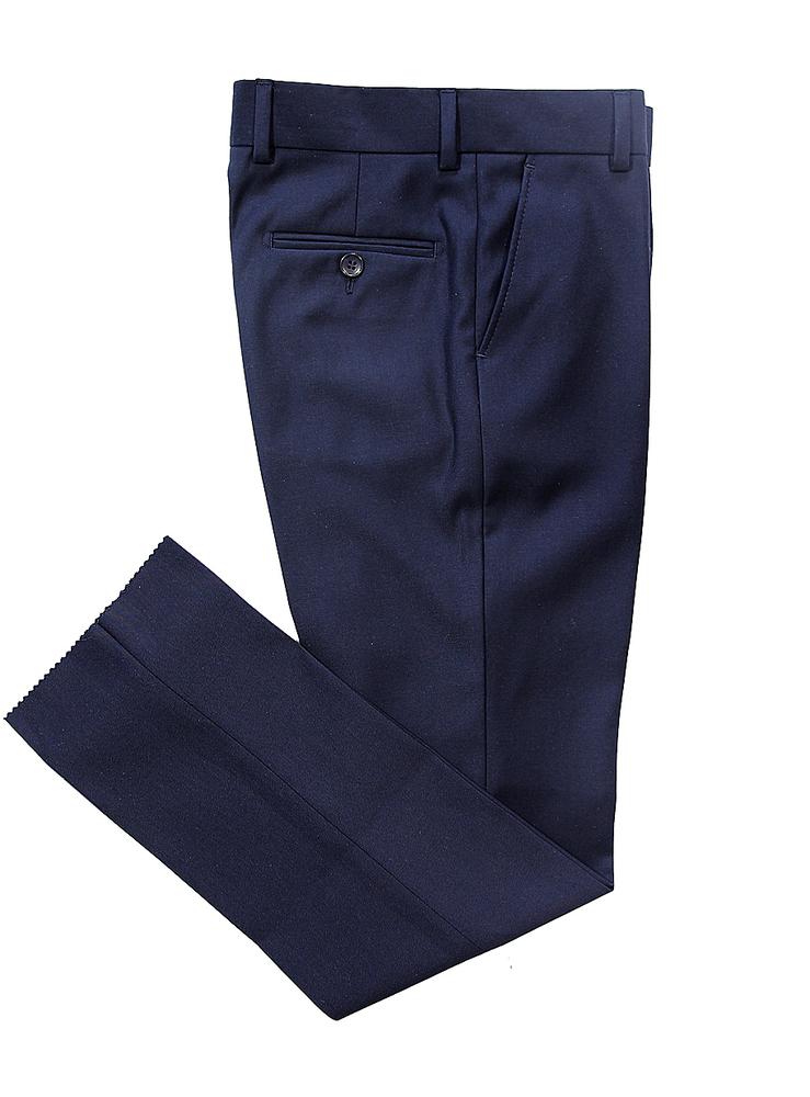 Школьные брюки для мальчика UNIK KIDS темно-синие