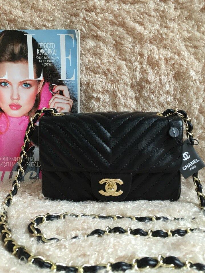 Сумки от Chanel с доставкой недорого в Санкт-Петербурге