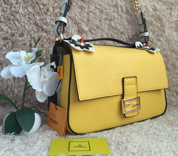Копии женских сумок fendi