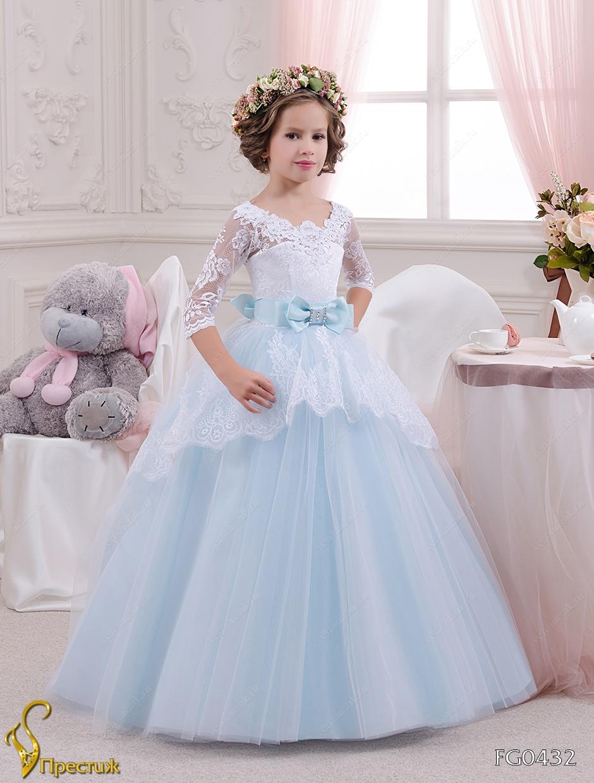 Платье детское, FG0432