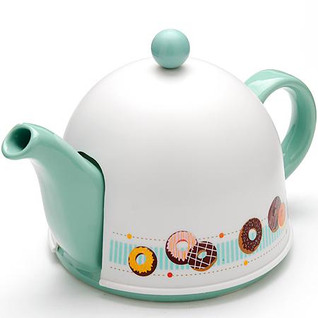 Чайник-завар. 0,8л с термо-колпаком МВ (х16)
