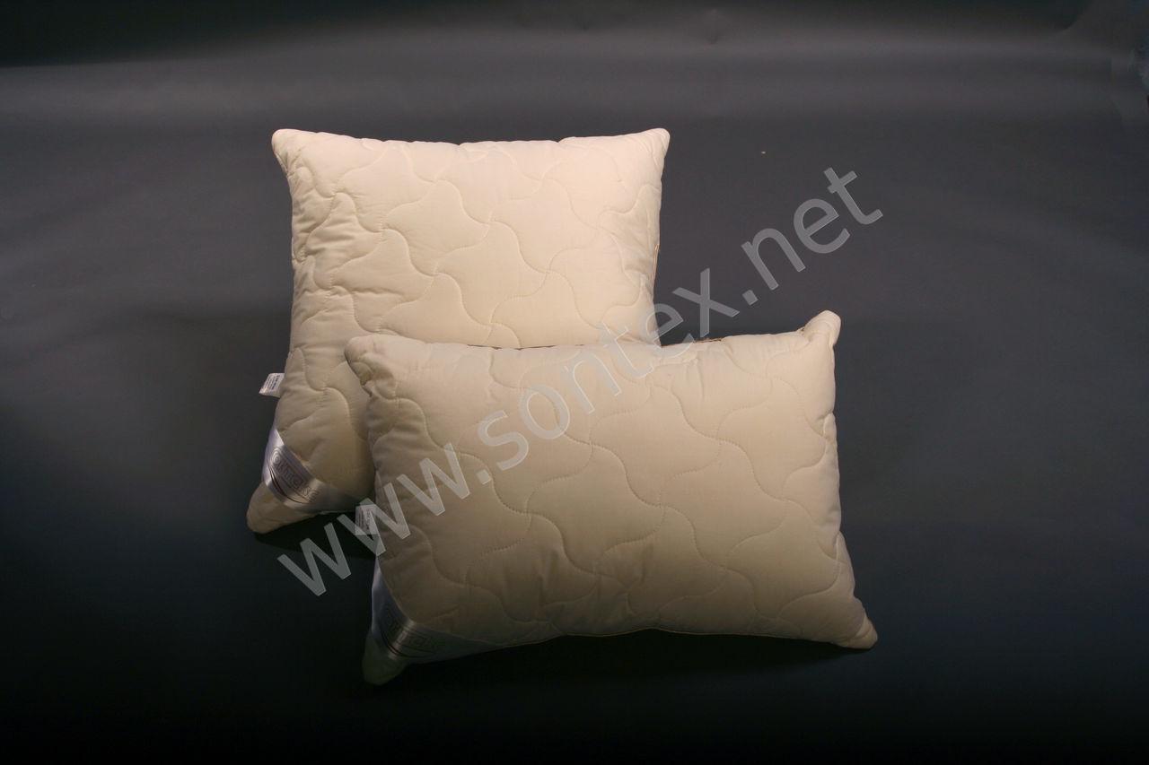 Подушки  Шерсть Кашмирской козы  68х68