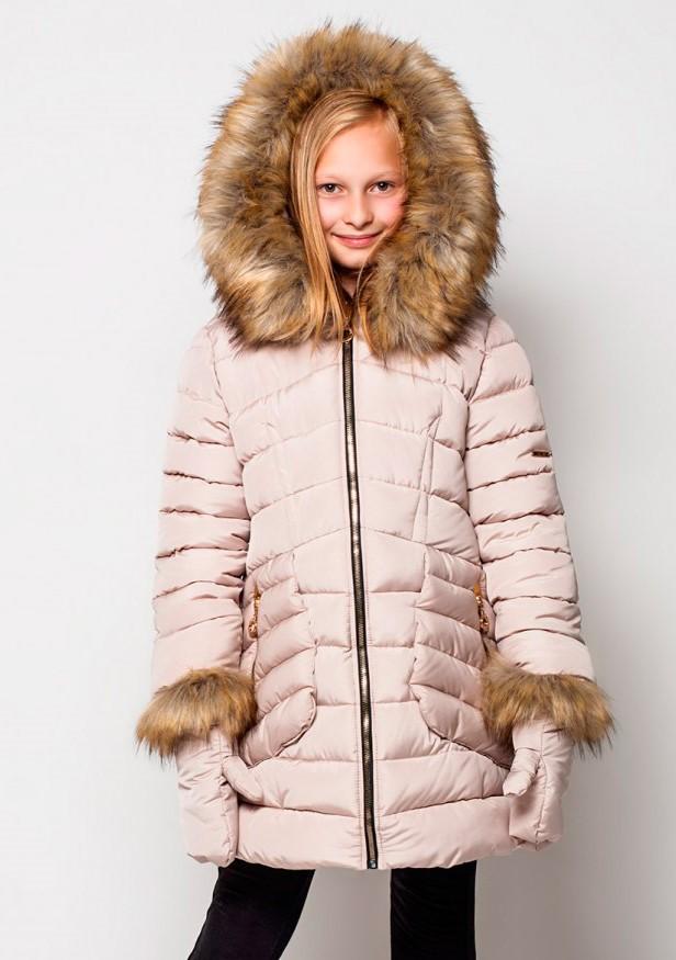 """Зимняя куртка для девочки """"Ричи"""""""