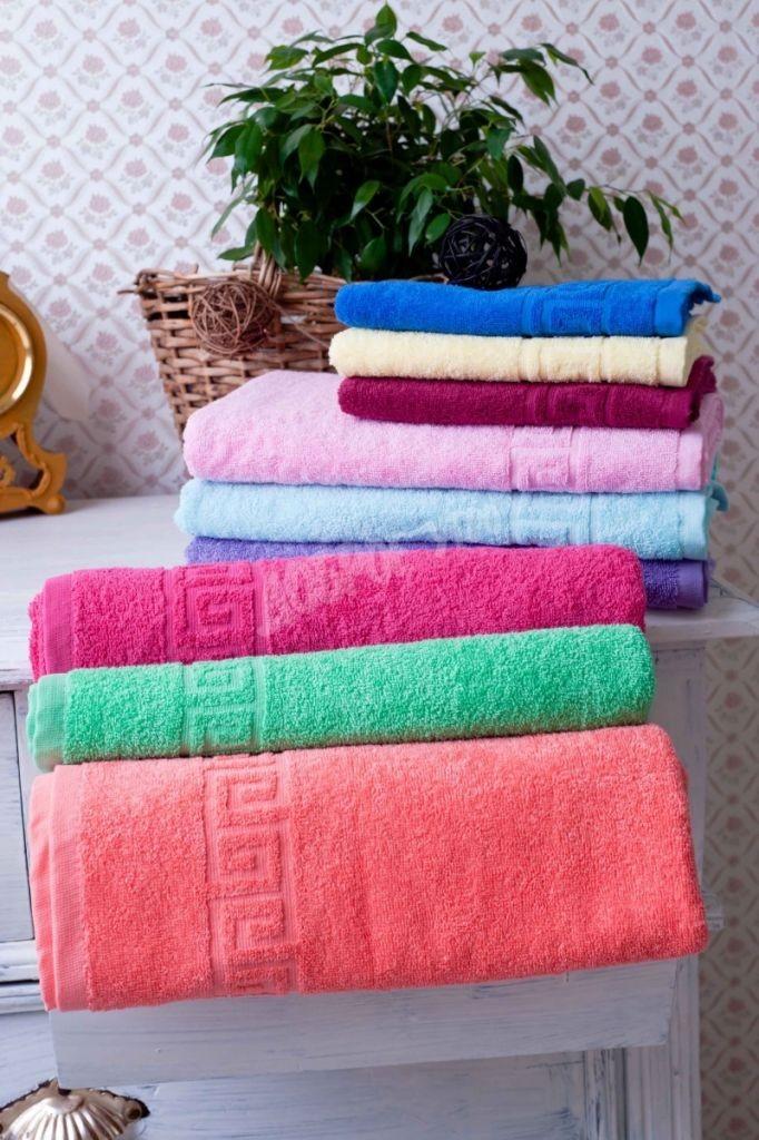 Ивановские полотенца махровые