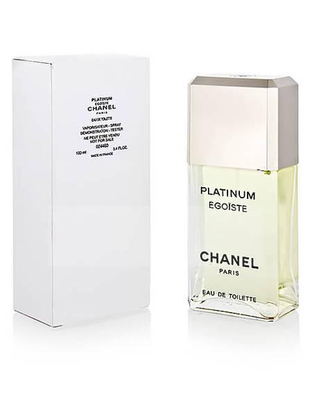 Chanel Egoiste Platinum pour homme 100ml ТЕСТЕР