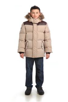 14-165Л Куртка пуховая для мальчика