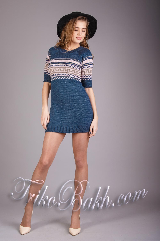 свитер женский с косами с доставкой