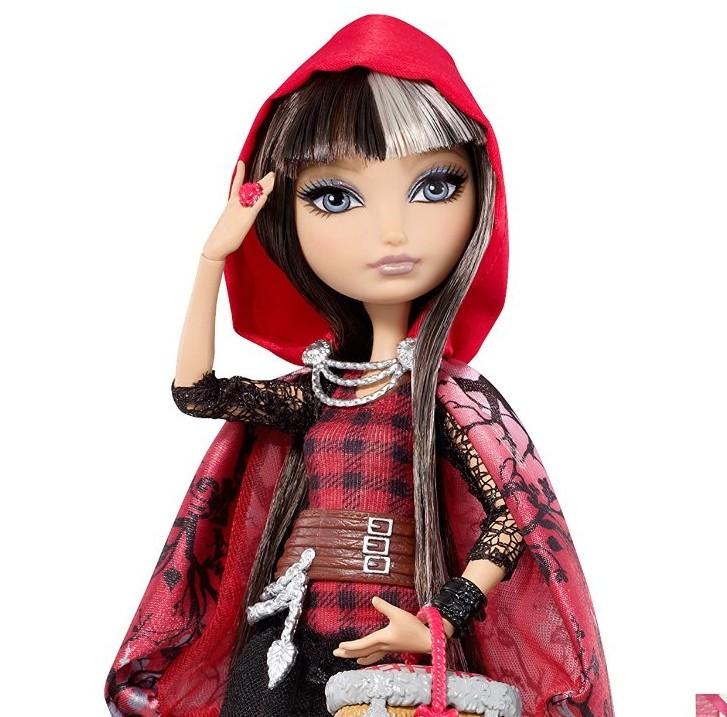предпочитаете фото куклы эвер афтер хай сериз худ первой версии