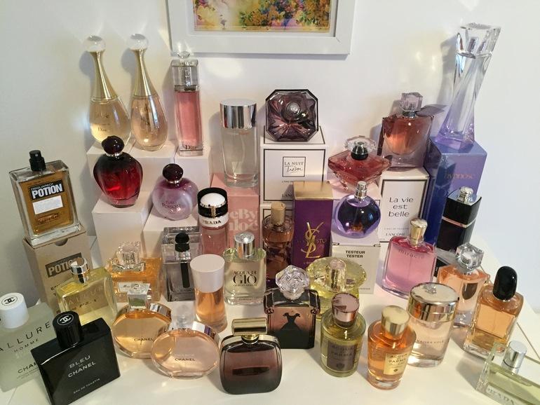 Элитная парфюмерия, духи, туалетная вода, крема, декоротвная косметика ! — 226 ответов на Babyblog