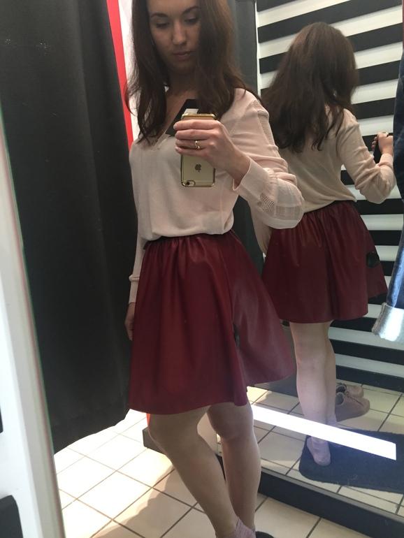 Мимо юбки