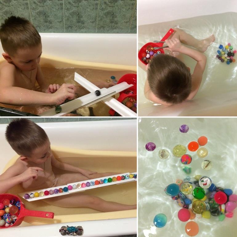 Сын увидел как мать моется в ванной 7 фотография