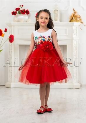 Милана платье алолика