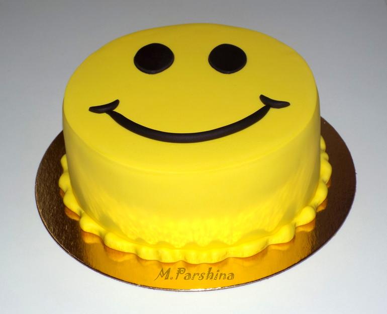 Торты на заказ кусочек счастья фото 11