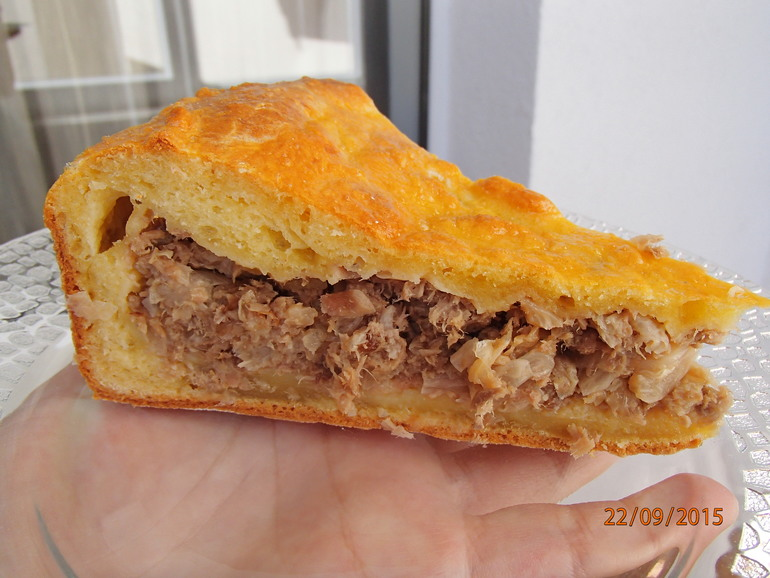 несладкие пироги рецепты фото пошагово