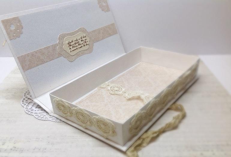 Сундучки и коробки для денег, конвертов и подарков 97