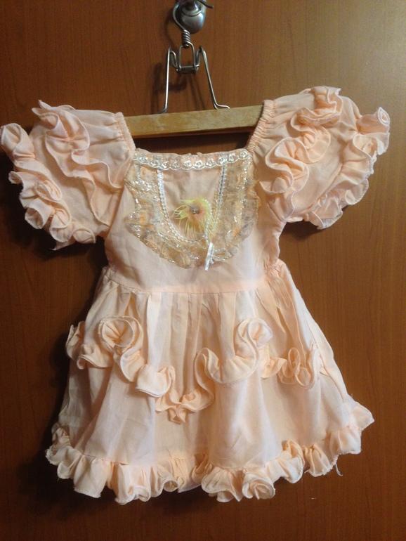Платья даром детские