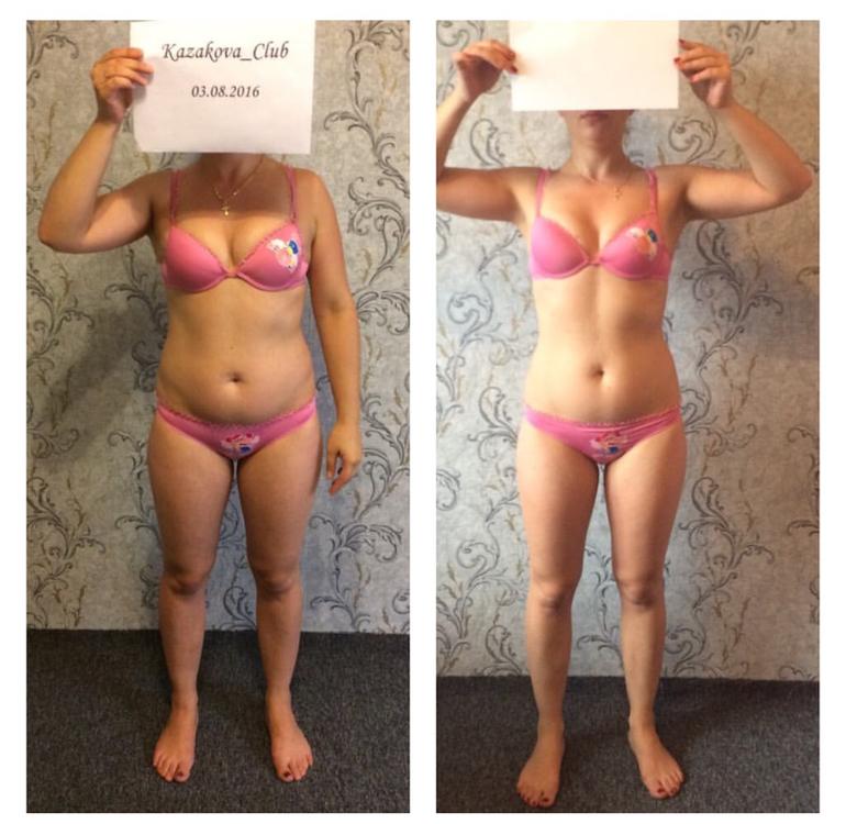 похудеть за 9 месяцев