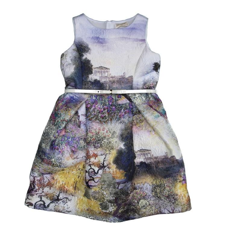 Monnalisa платье для девочки