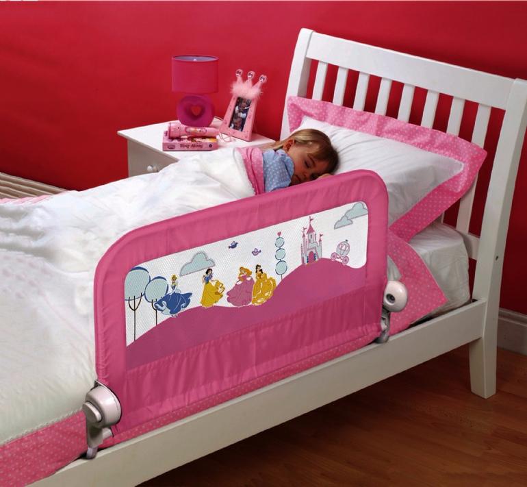 Ограничители и бортики: безопасность вашего малыша