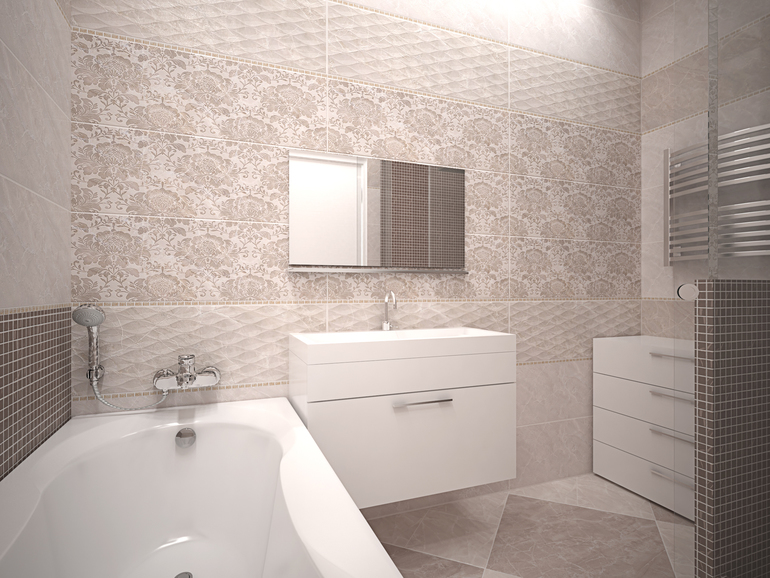 Дизайн проекты ванной комнат Душевой лоток Berges Wasserhaus B1 Antik 091123 50 см