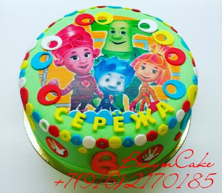 торт с фиксиками вафельная картинка экземпляры, признанные настоящими