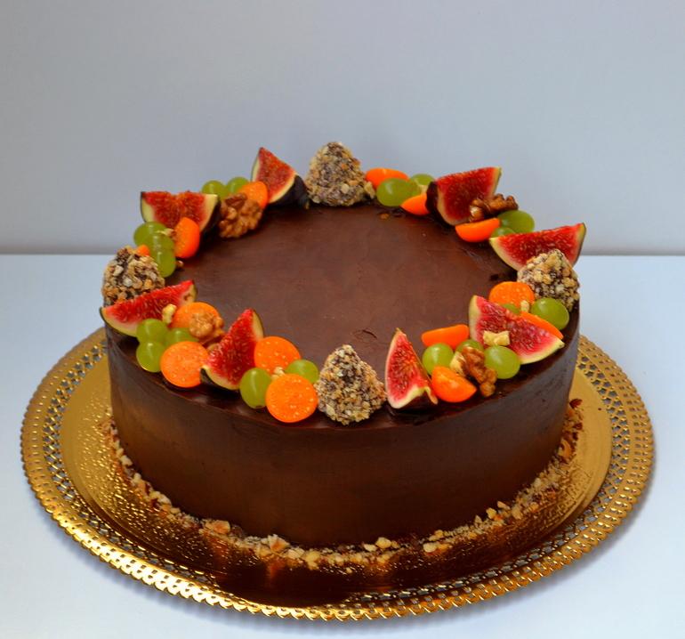 Украшение торта самые красивые торты от Бабушки Эммы 67