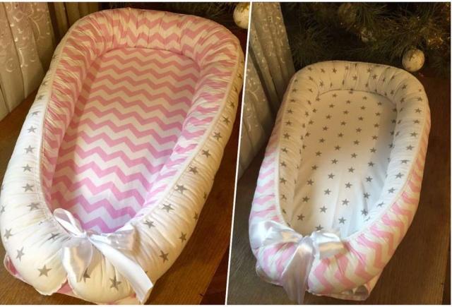 Как сшить кокон для новорожденного выкройка 331