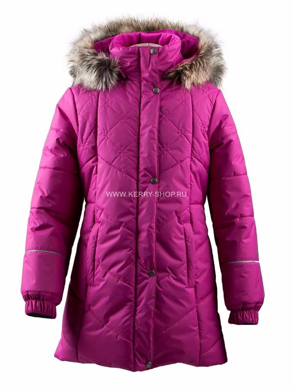2cc5c3051ee Теплое зимнее пальто для девочек